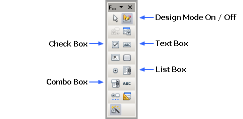Create PDF Forms with OpenOffice
